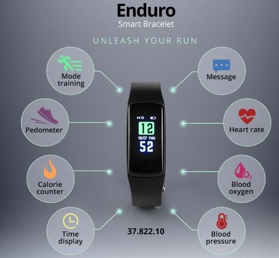 ENDURO Smart Bracelet