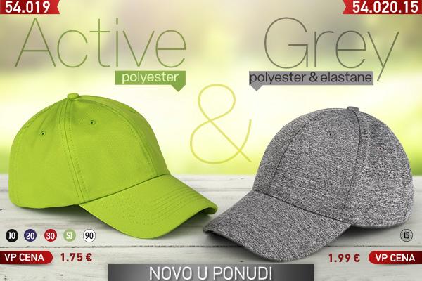 ACTIVE i GREY