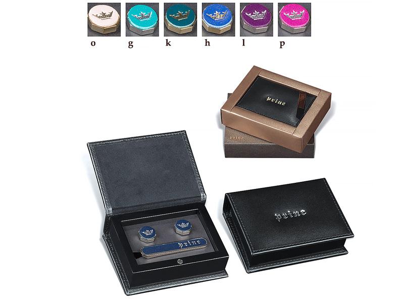 Set dugmad za manžetne i igla za kravatu