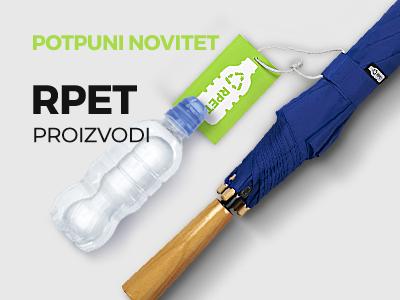 Potpuni novitet – RPET proizvodi