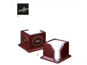 Kutija za papir KOCKA