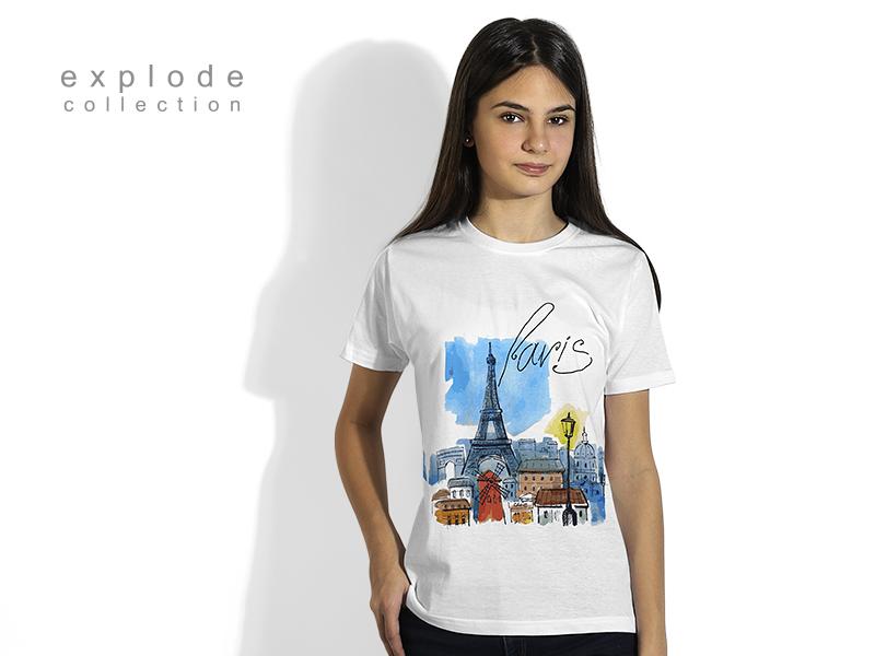 decija majica sa kolor stampom