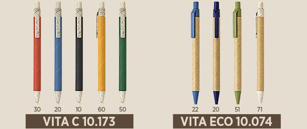 vita eko olovke sa stampom impress