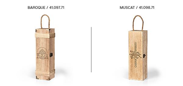 kutije za vino sa laserskom gravurom impress