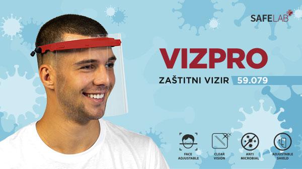 VIZPRO NOVI MODEL VIZIRA