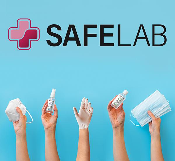 SAFELAB zaštitna oprema