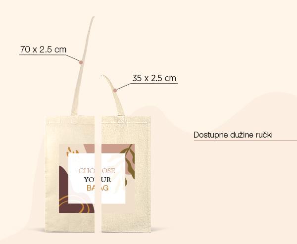 naturella pamucne torbe sa stampom impress d
