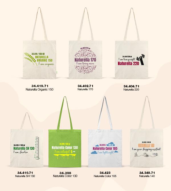 naturella pamucne torbe sa stampom impress svi modeli