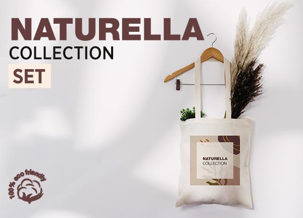 naturella pamucne torbe sa stampom impress