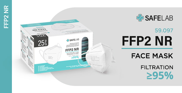 FFP2 zaštitna maska – novi model