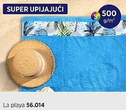 La playa peskiri reklamni impress
