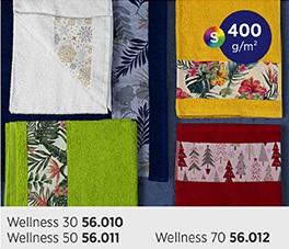 Wellness peskiri reklamni impress