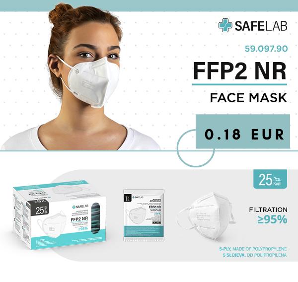 Akcijska cena FFP2 MASKI