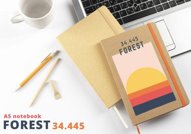 FOREST – novi eco notes
