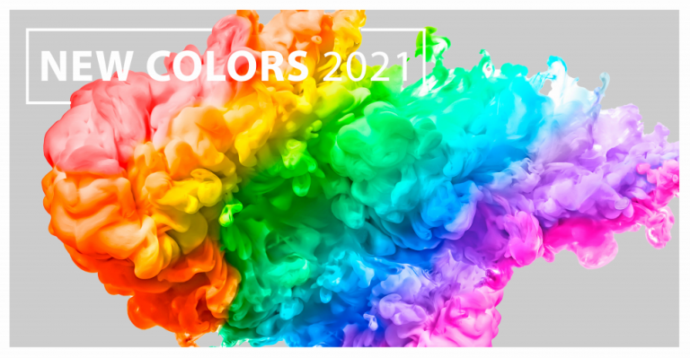 Nove boje promo proizvoda